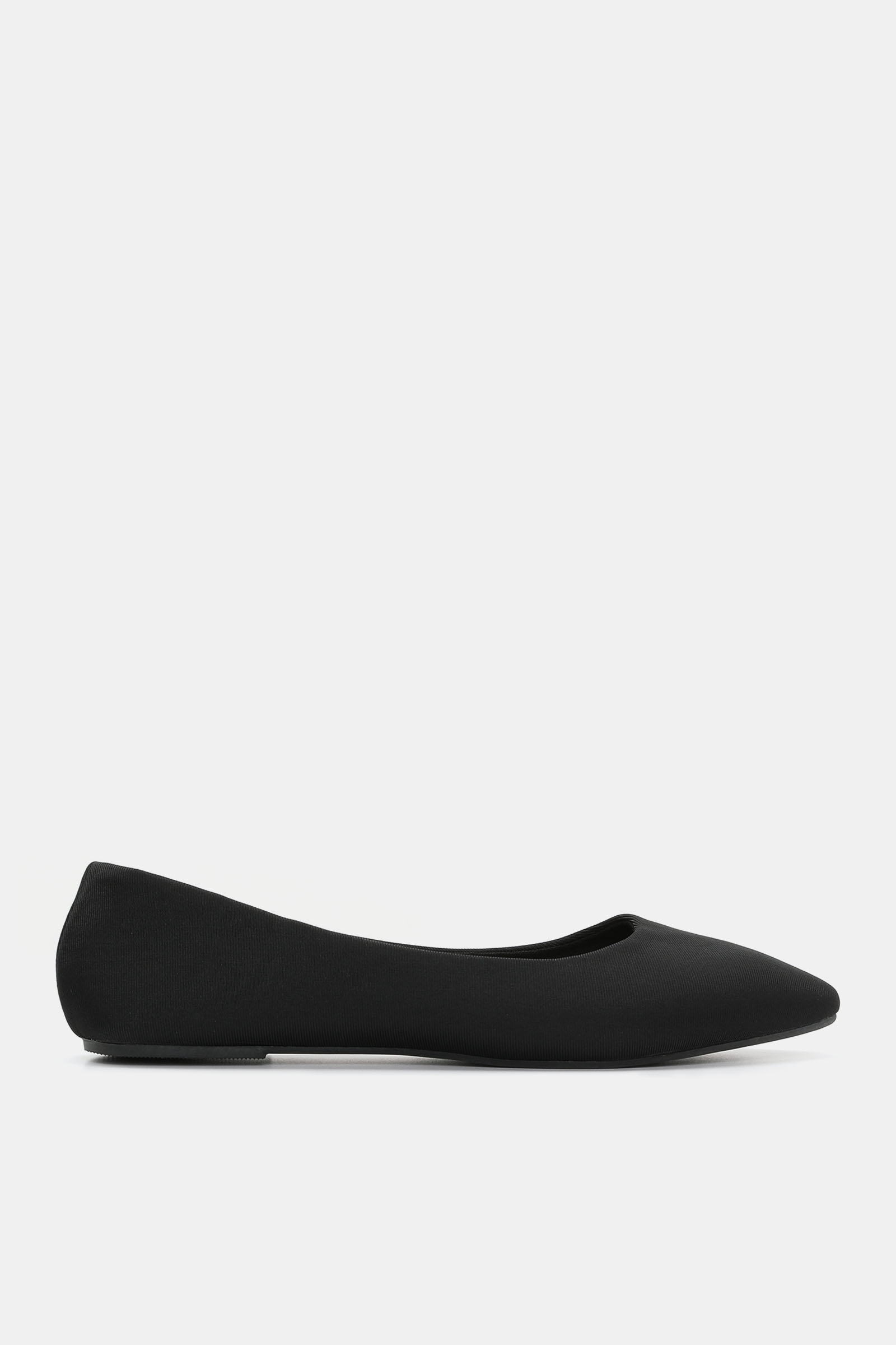 7faef865a5ee Faux Leather Slip-On Flats