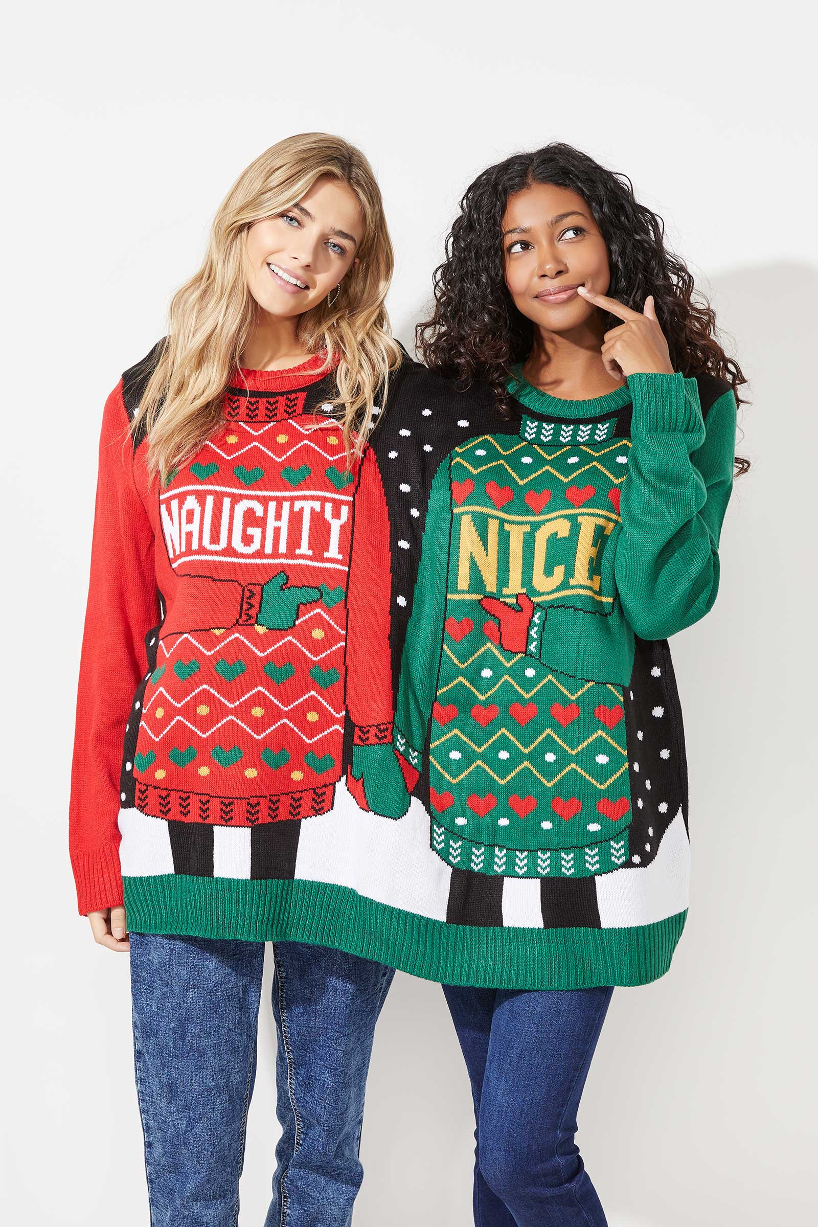 Ugly Xmas Sweater for Two Clothing | Ardene