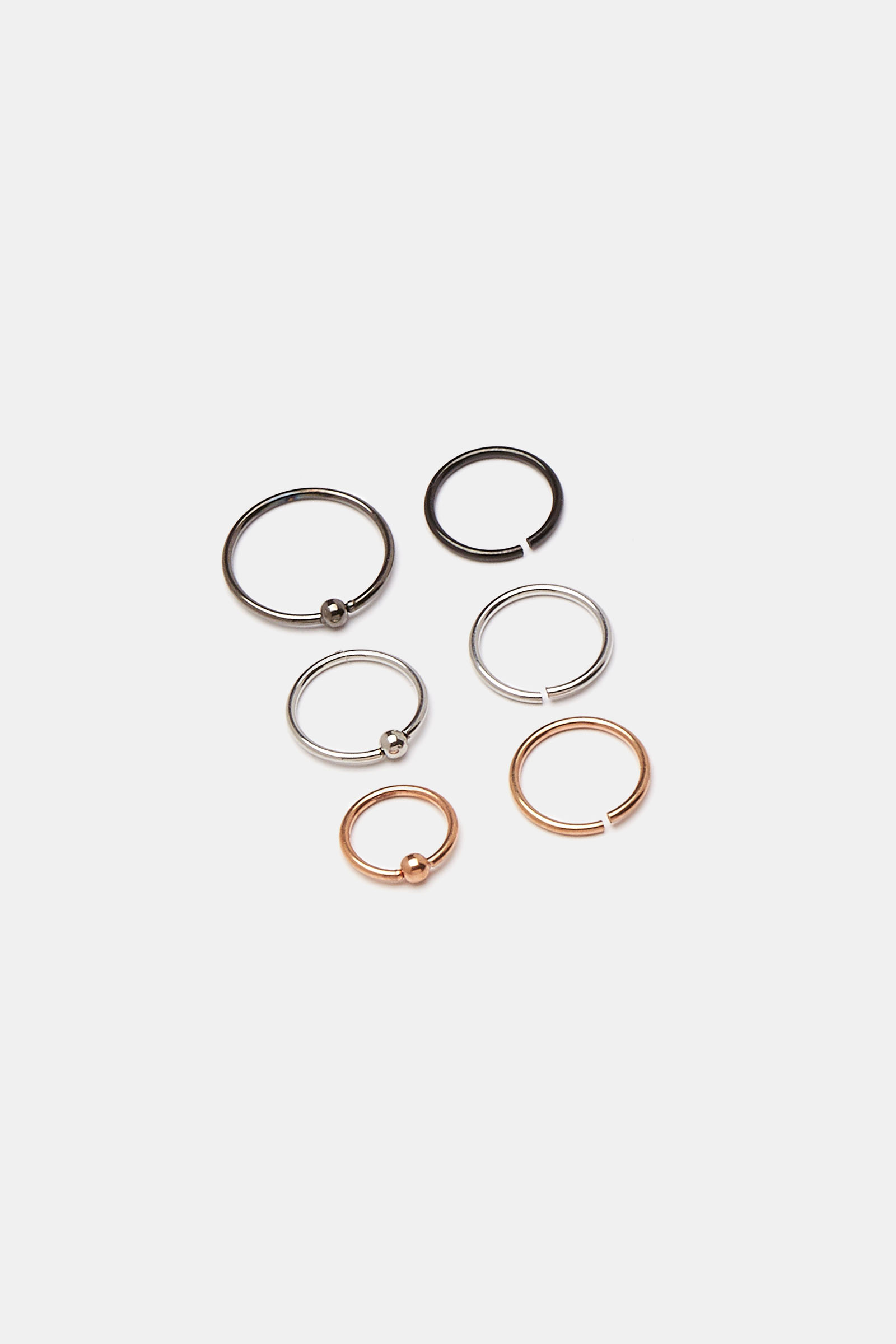 Pack Of Nose Rings Accessories Ardene
