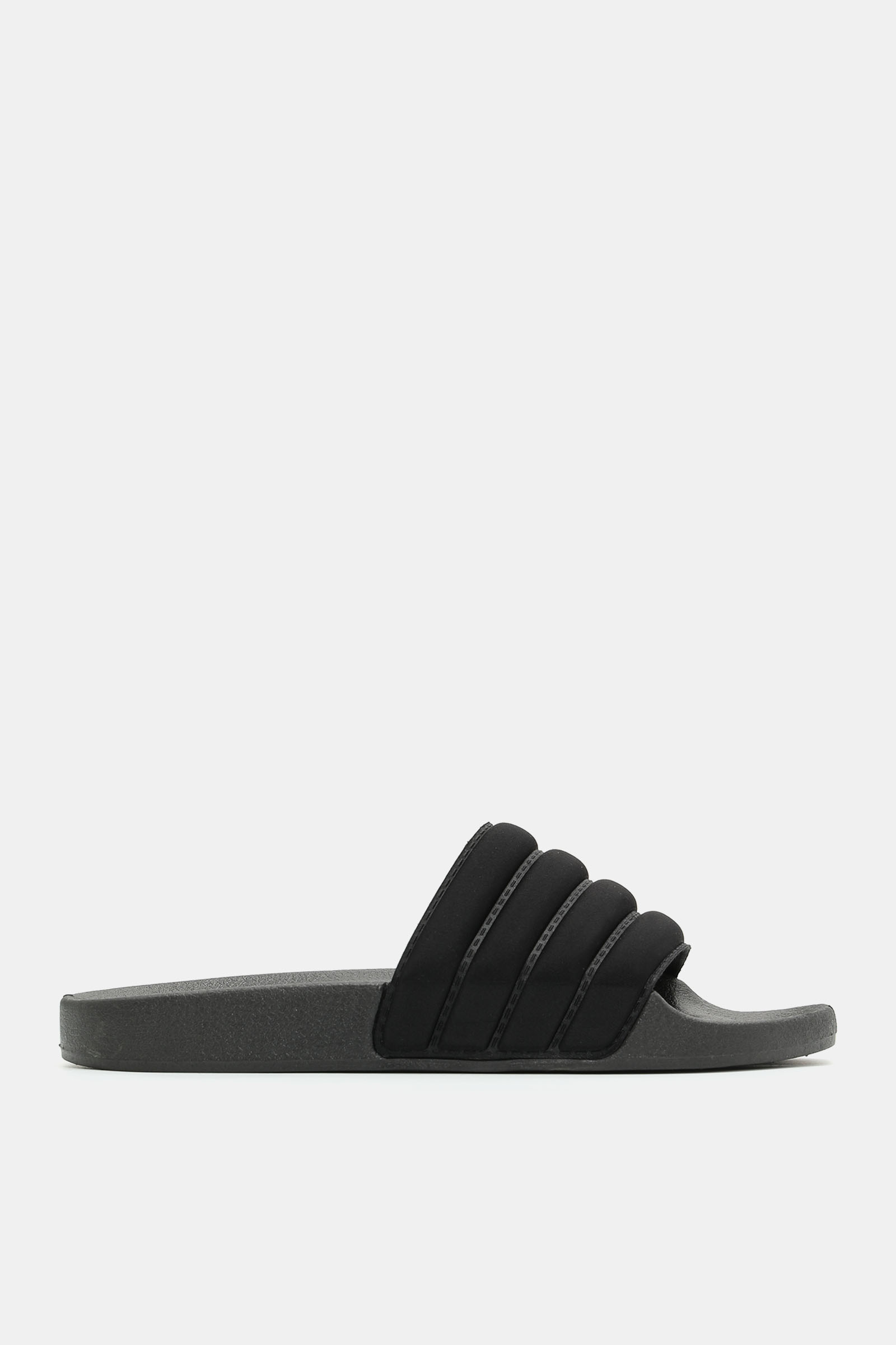 Quilted Molded Pool Slides - Shoes   Ardene