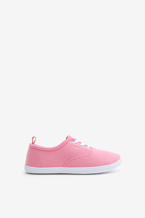 Laced Sneakers for Girls