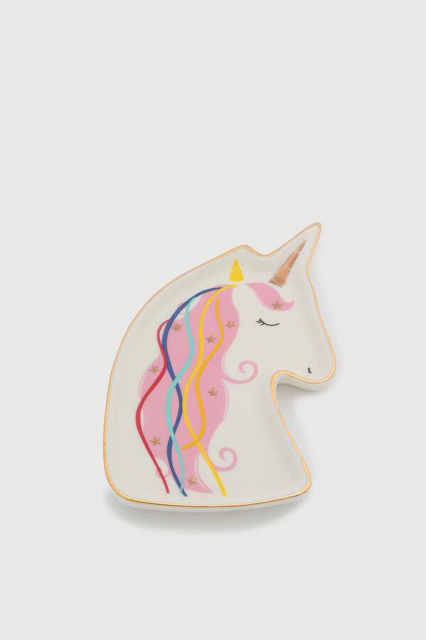 Unicorn Decorative Dish