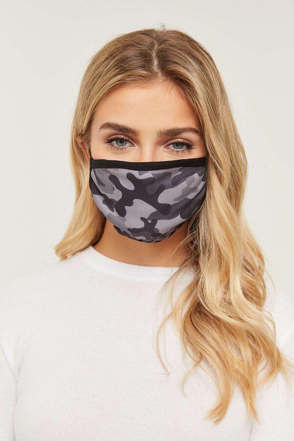 Camo Reusable Face Covering