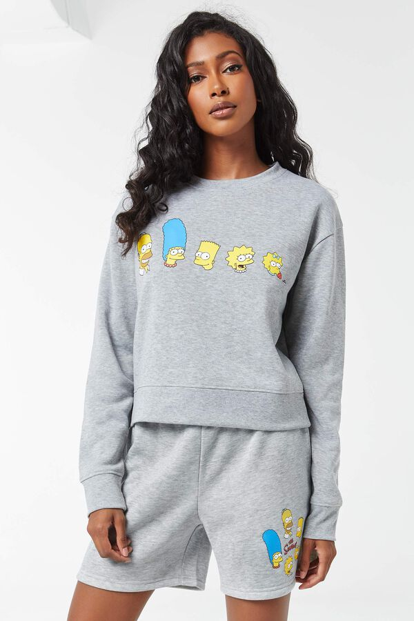 The Simpsons Sweatshorts