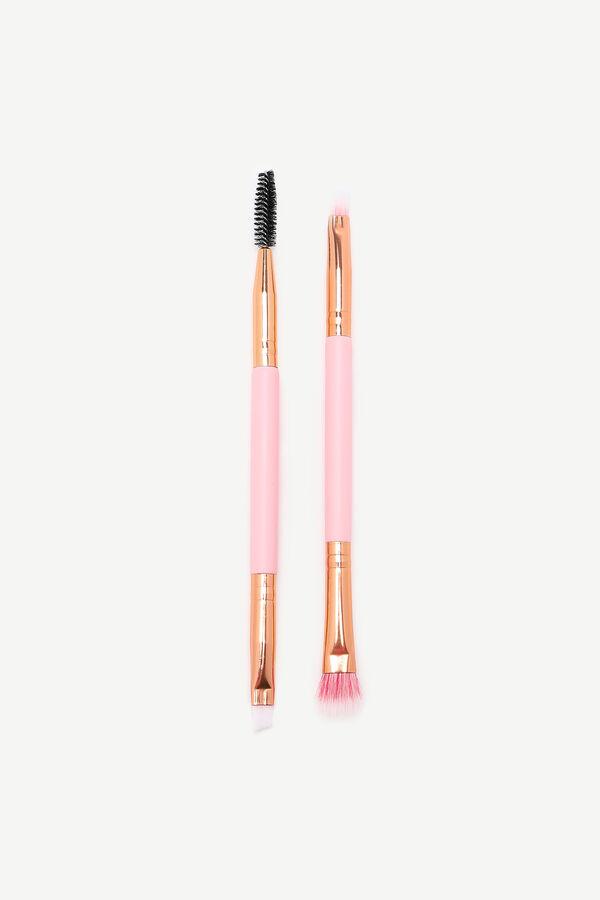 Crayon et pinceau pour maquillage