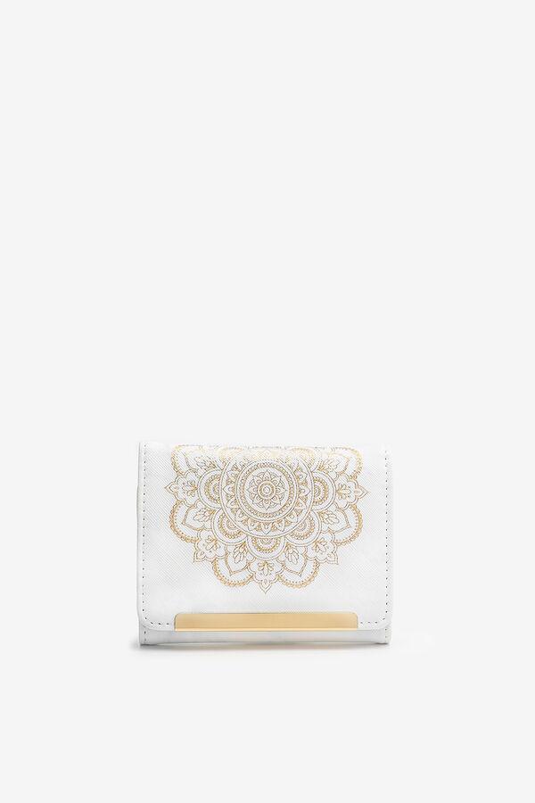 Mandala Mini Wallet