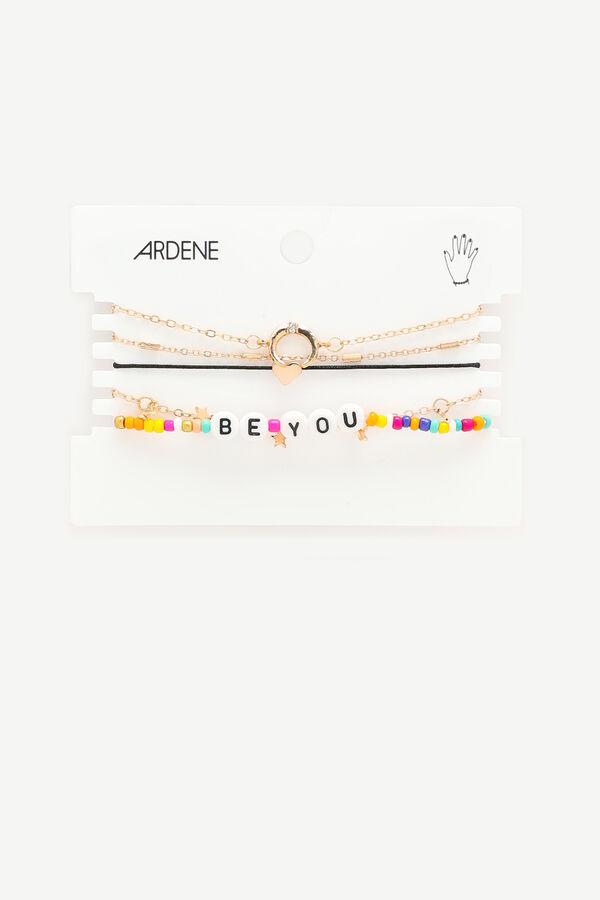 Pack of Charm Bracelets