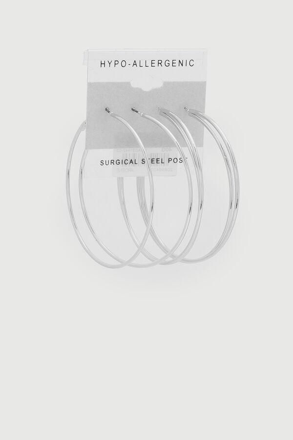 Pack of Hoop Earrings