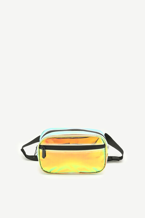 Patent Faux Leather Fanny Pack