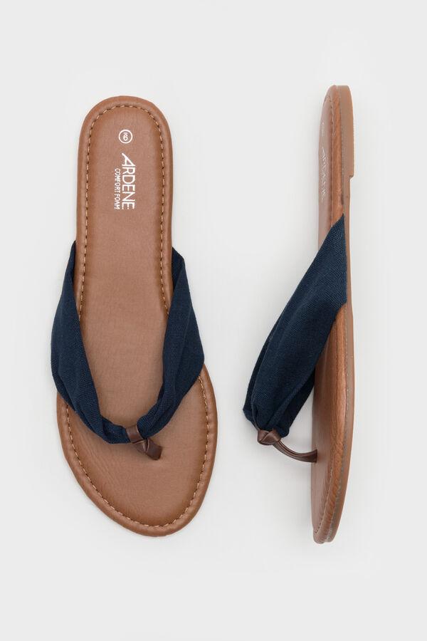 dfcb04d133f9 Ardene Women s Faux Leather Flip-Flops