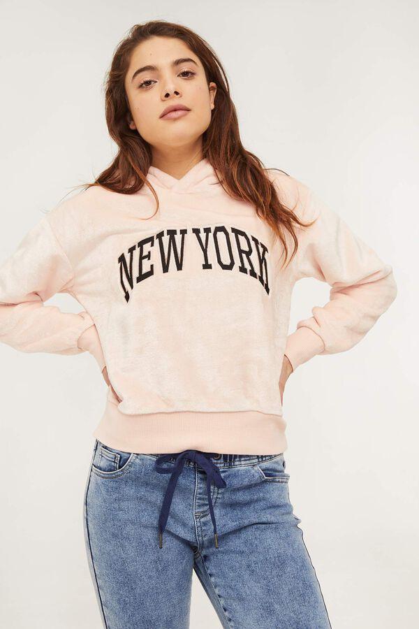 Plush New York Hoodie