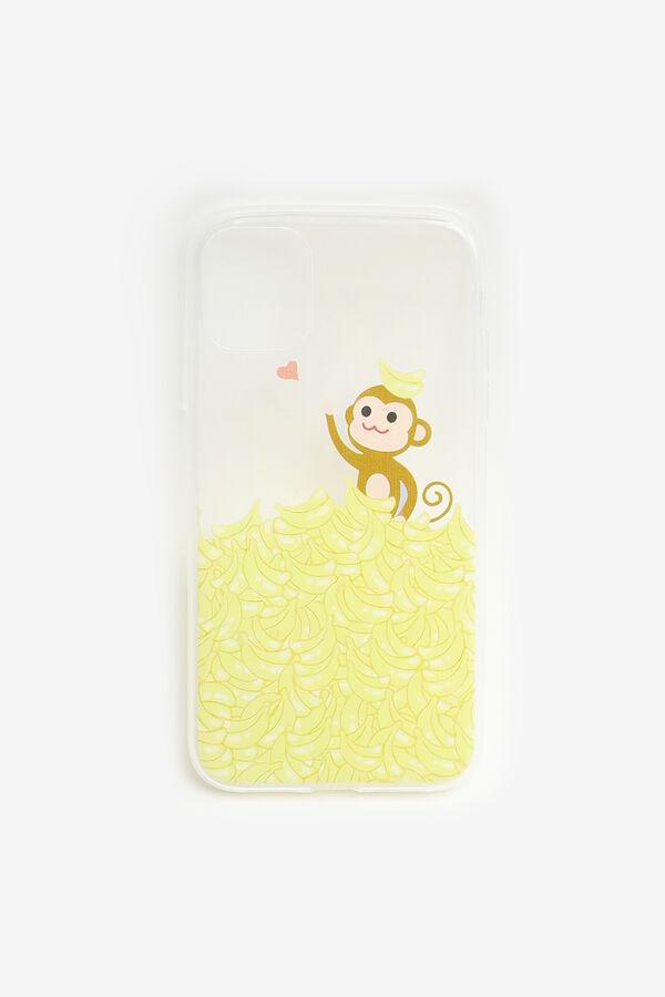 Monkey iPhone 11 Case