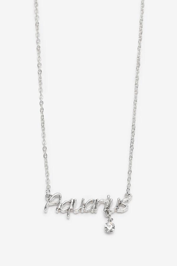 Zodiac Charm Chain Necklace