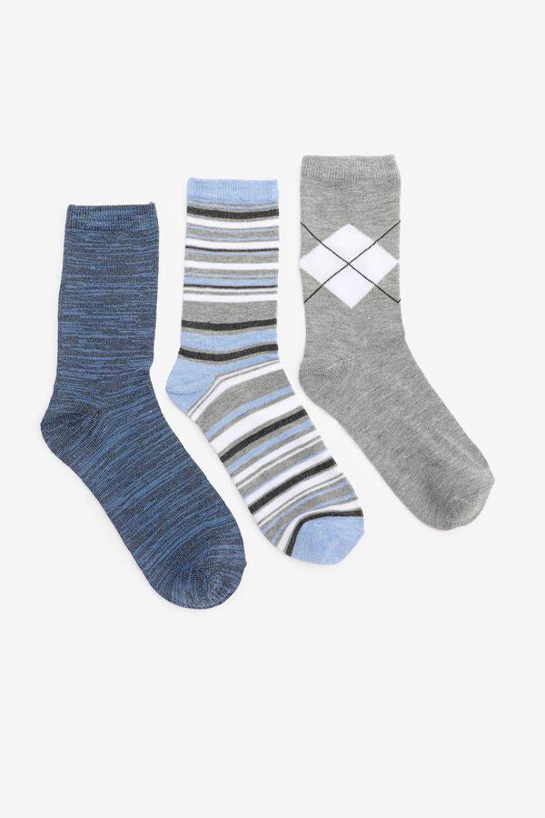 Paquet de chaussettes imprimées