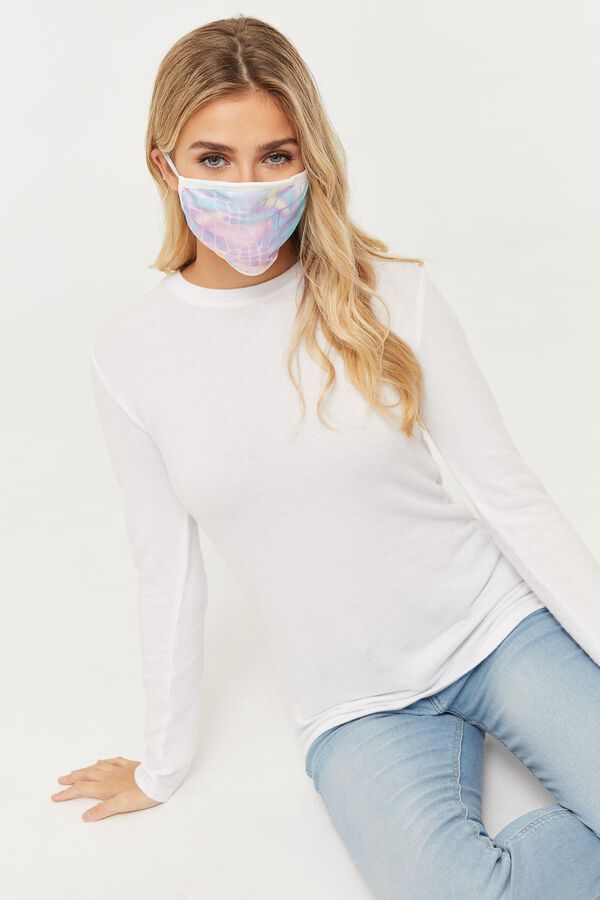 Tie-dye Reusable Face Covering