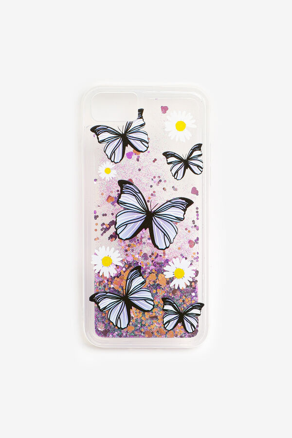 Flower and Butterfly iPhone 6/7/8 Case