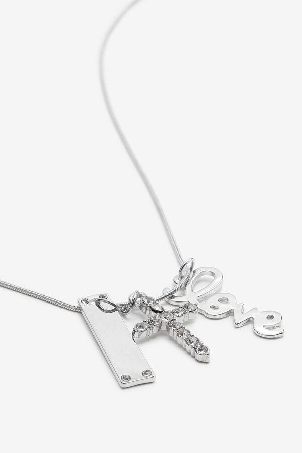 Multiple Pendant Necklace