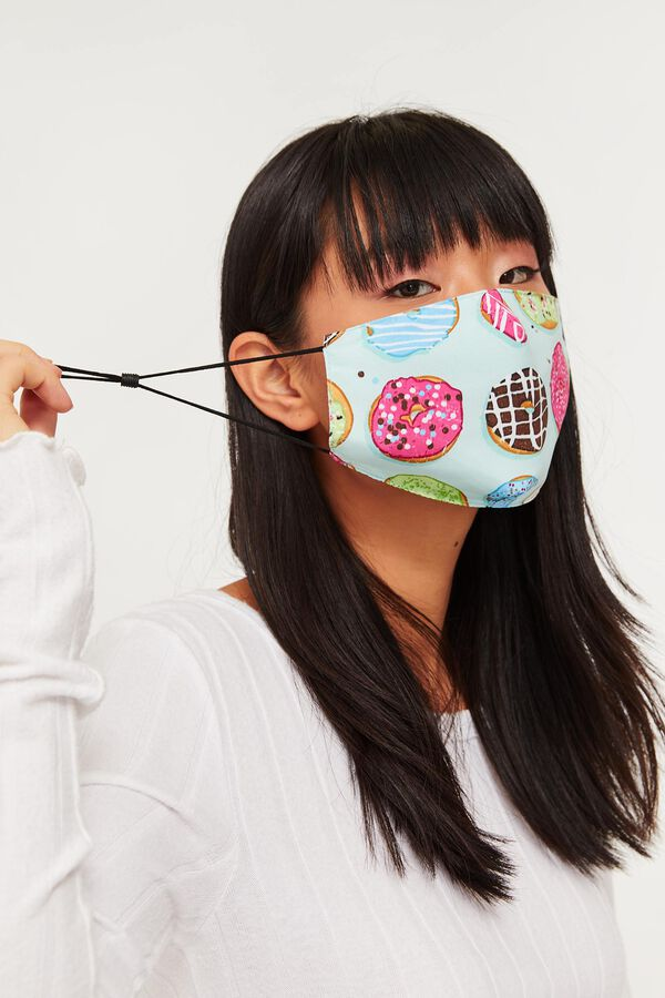 Pastries Reusable Face Covering