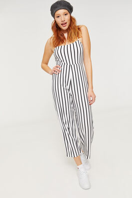 b3345a01258a Basic Super Soft Striped Tank Jumpsuit.  14.80. Ardene Women s Basic Off  Shoulder ...