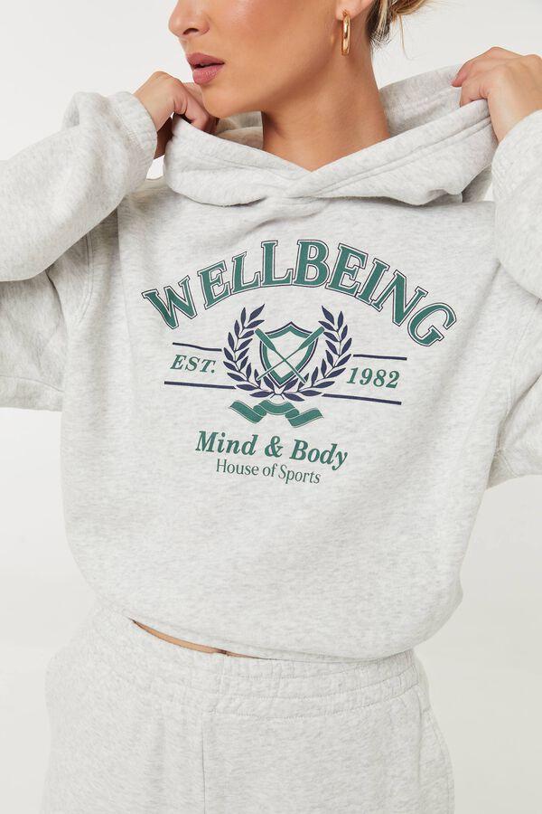 Wellbeing Hoodie