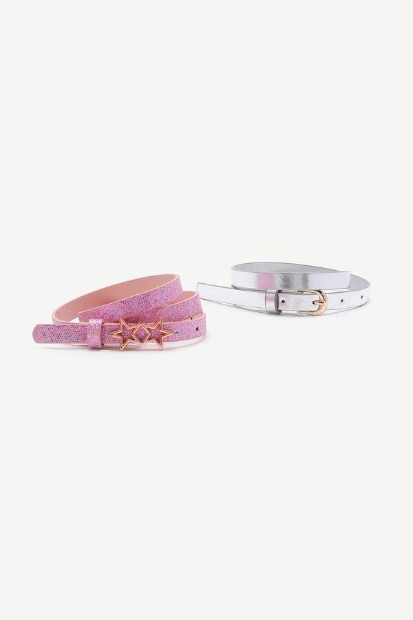 Paquet de ceintures pour filles