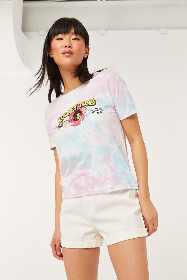 Looney Tunes Tie-Dye T-shirt