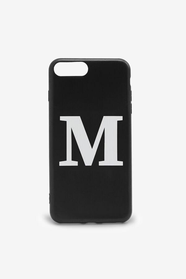 Letter M iPhone 6/7/8 Plus Case