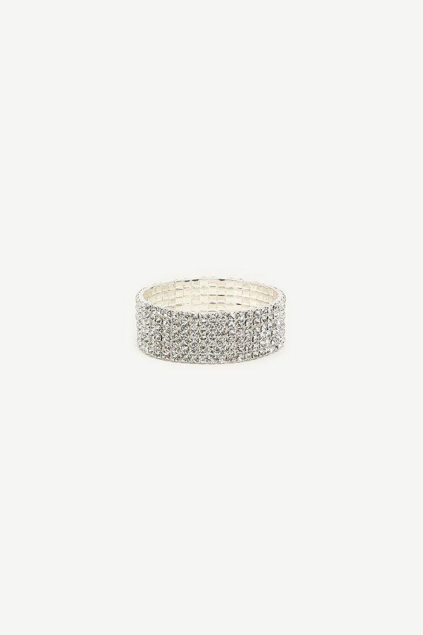 Bracelet à cristaux d'occasion