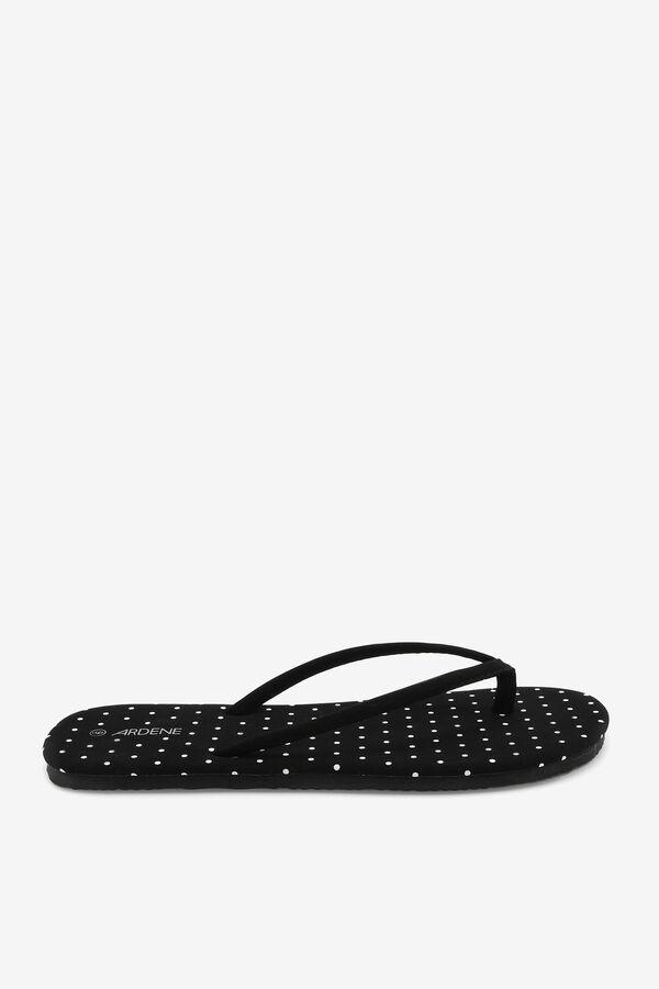 Polka Dot Flip-Flops