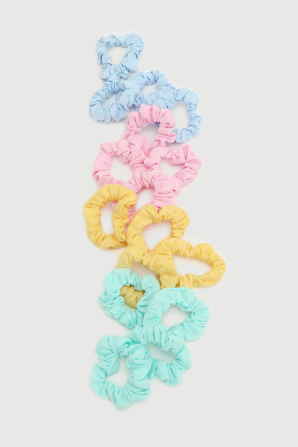 Pack of Pastel Scrunchies