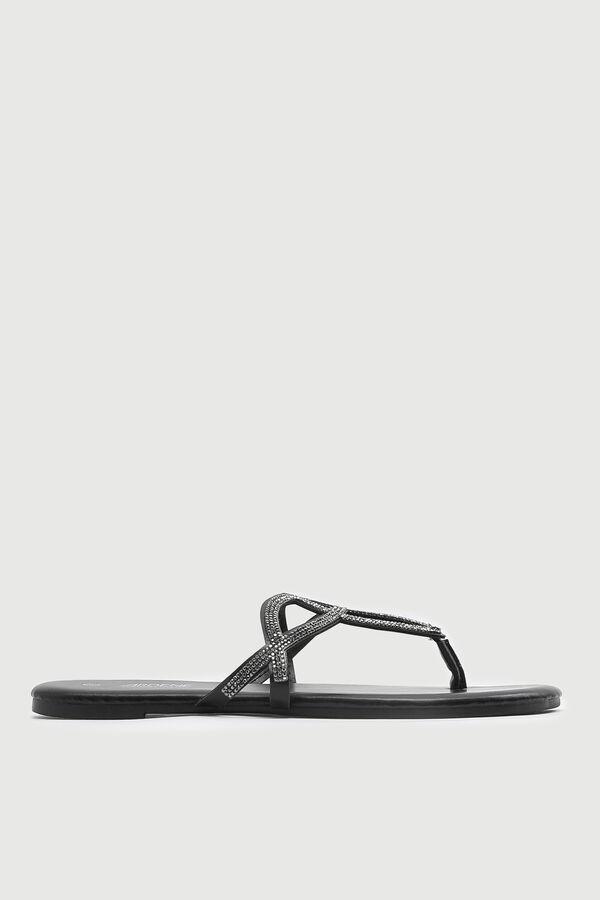 Gemstone Flip-Flops