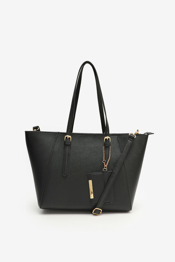 Tote Bag with Card Holder