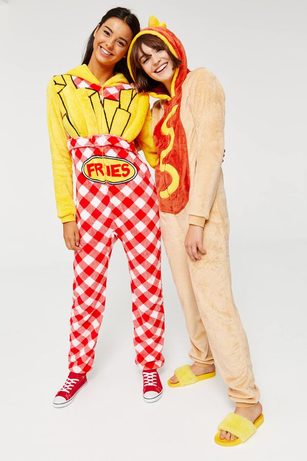 Images. Hot Hot Dog Onesie Costume ... 56f07bb0d