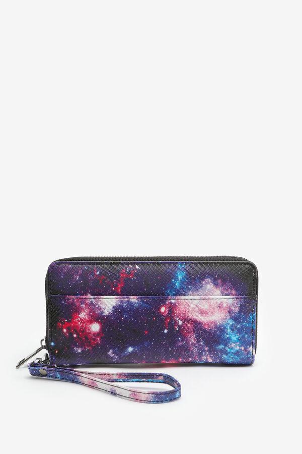Galaxy Accordion Wallet