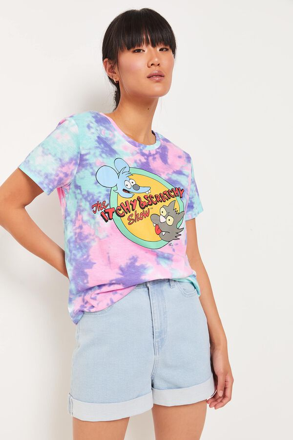 The Itchy & Scratchy Show Tee