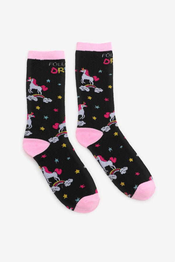 Unicorn Trainer Socks £2 per pair.