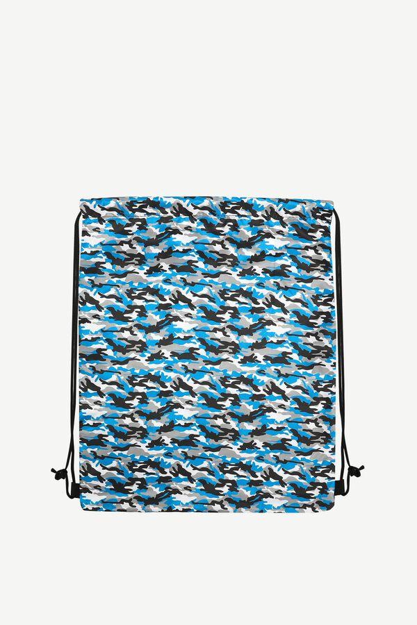 Drawstring Sports Backpack