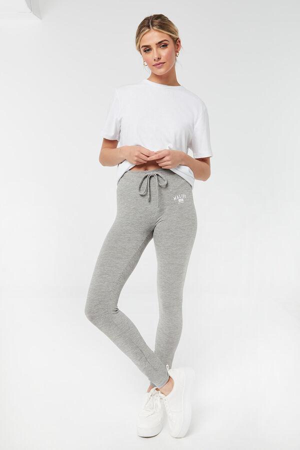 Drawstring Leggings