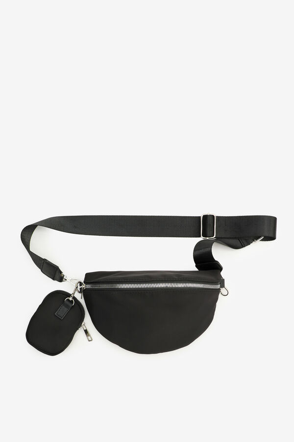 Multi Pouch Fanny Pack