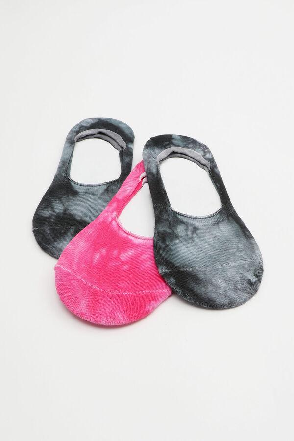 Paquet de mini-socquettes tie-dye
