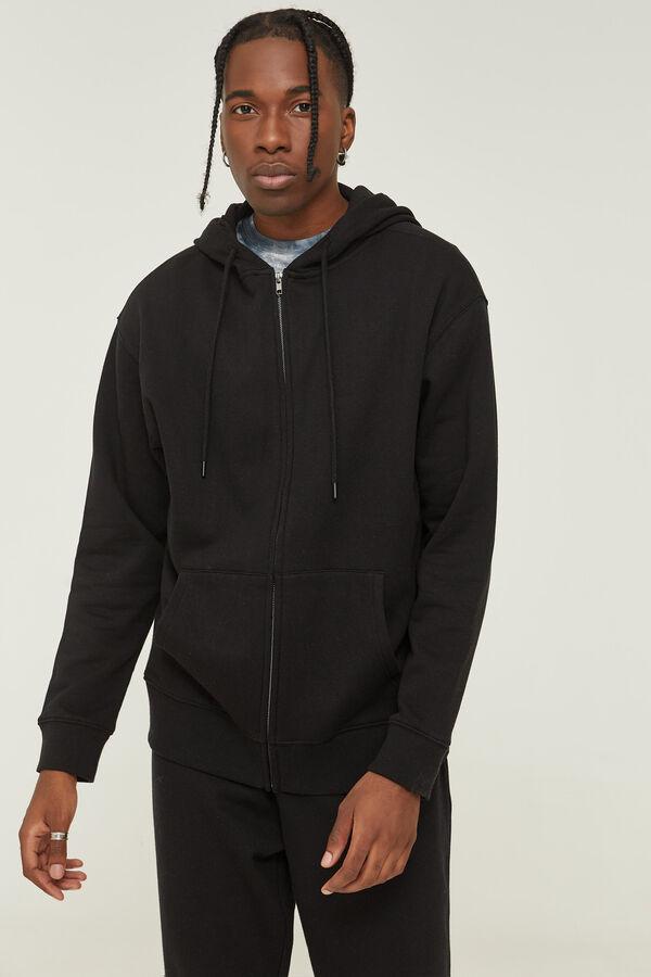 Zipped Hoodie for Men