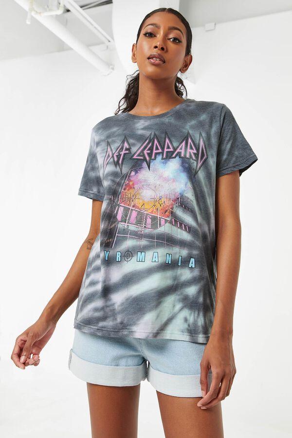 T-shirt graphique Def Leppard