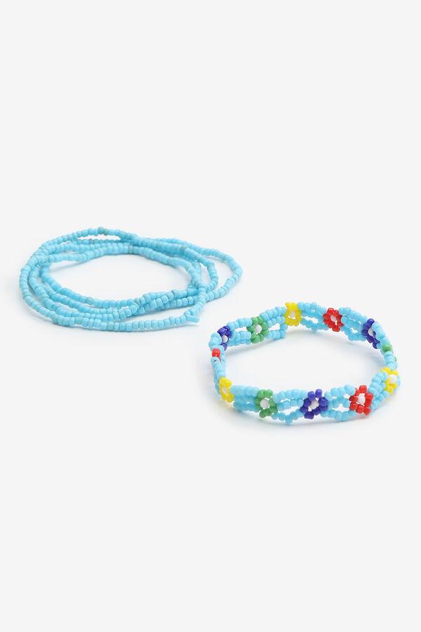 6-Pack Beaded Bracelets