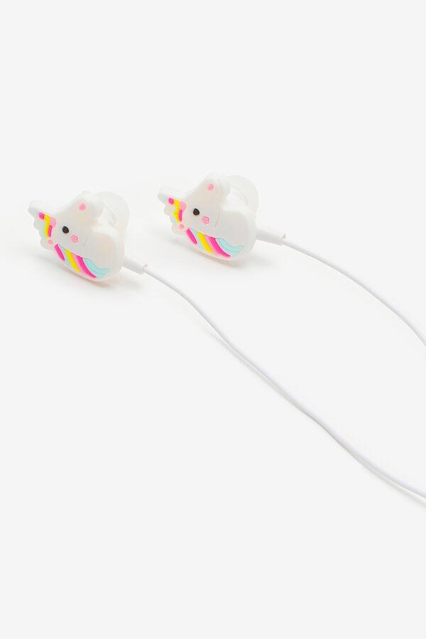 Écouteurs licorne