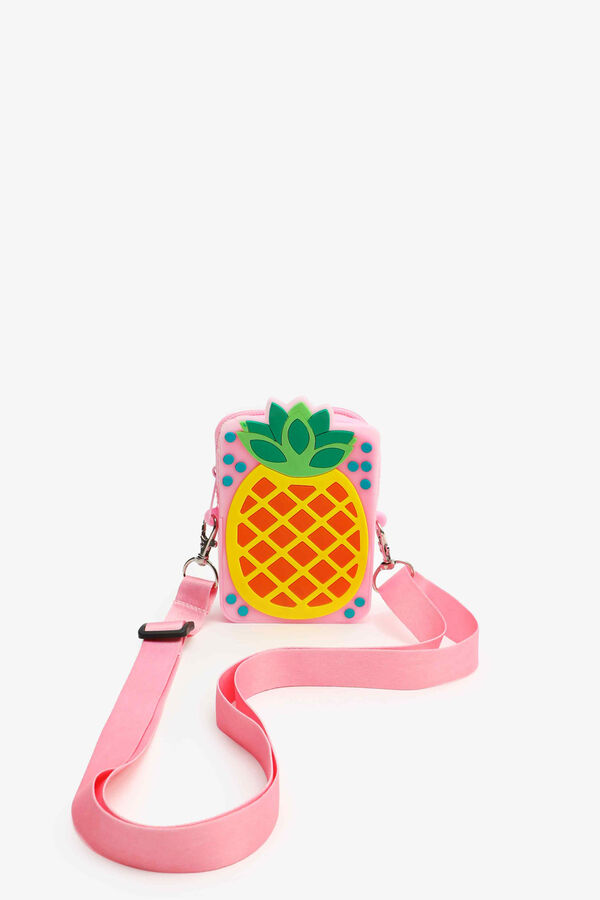 Pineapple Coin Purse for Girls