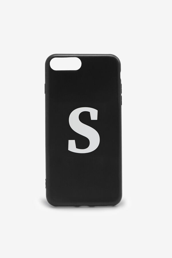 Letter S iPhone 6/7/8 Plus Case