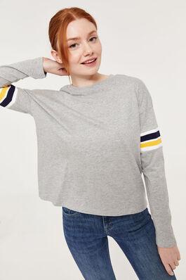c16b292cbc06d T-shirts à manches longues - Vêtements pour femme   Ardène