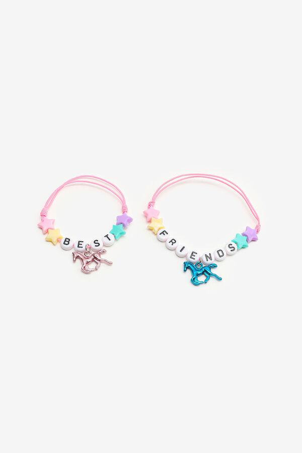 Star-Beaded BFF Bracelets for Girls