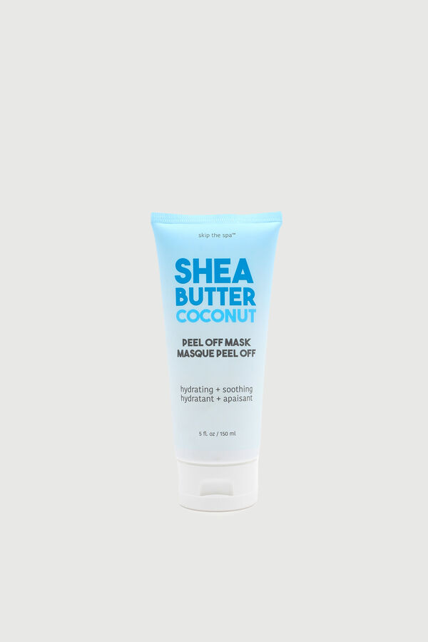 Shea Butter & Coconut Peel Off Mask