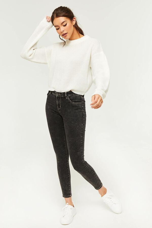 Eco-conscious Sustainable Regular Rise Jeggings
